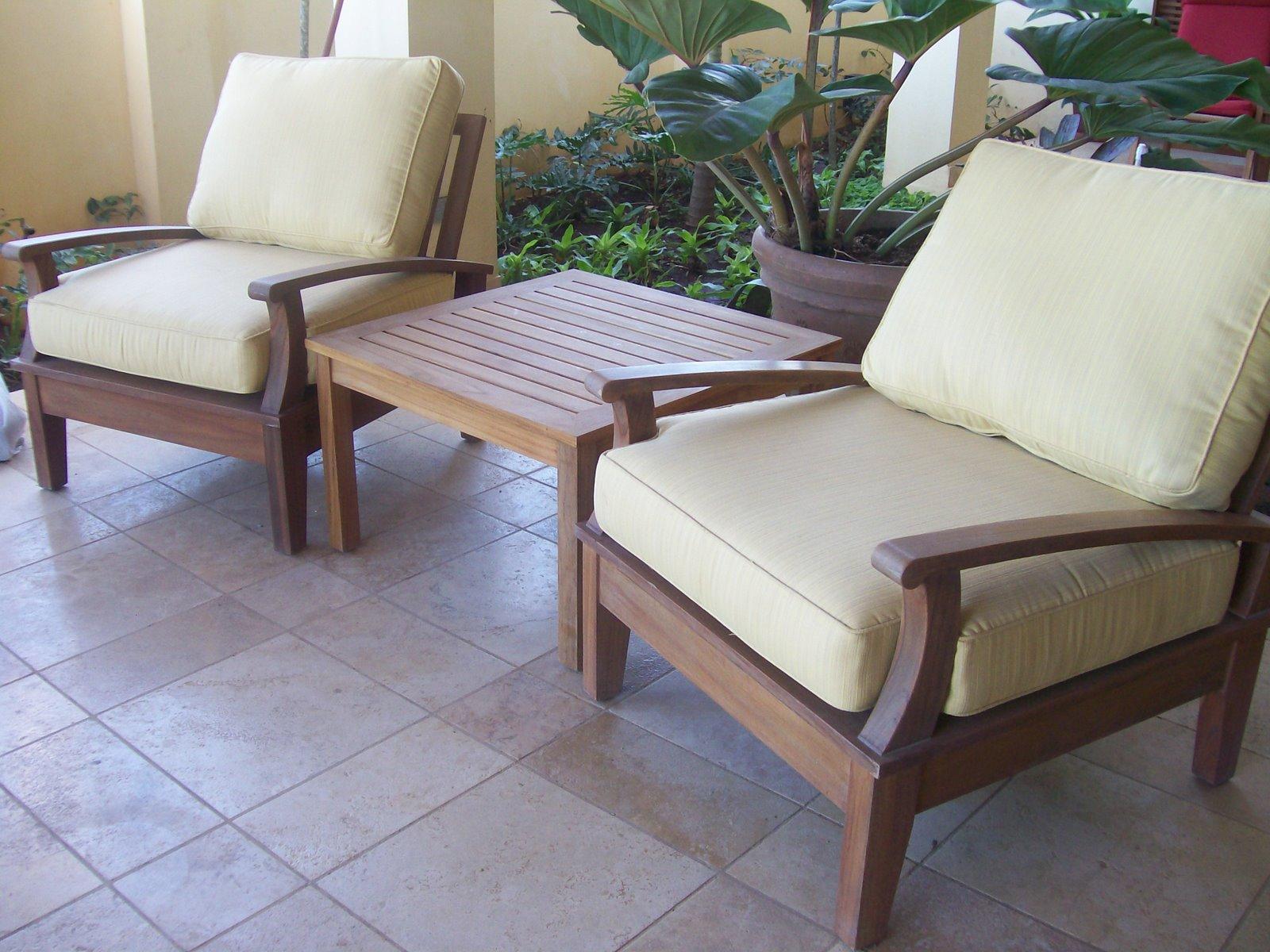 Outdoor Teak Furniture Fine Furniture Of Sarchi