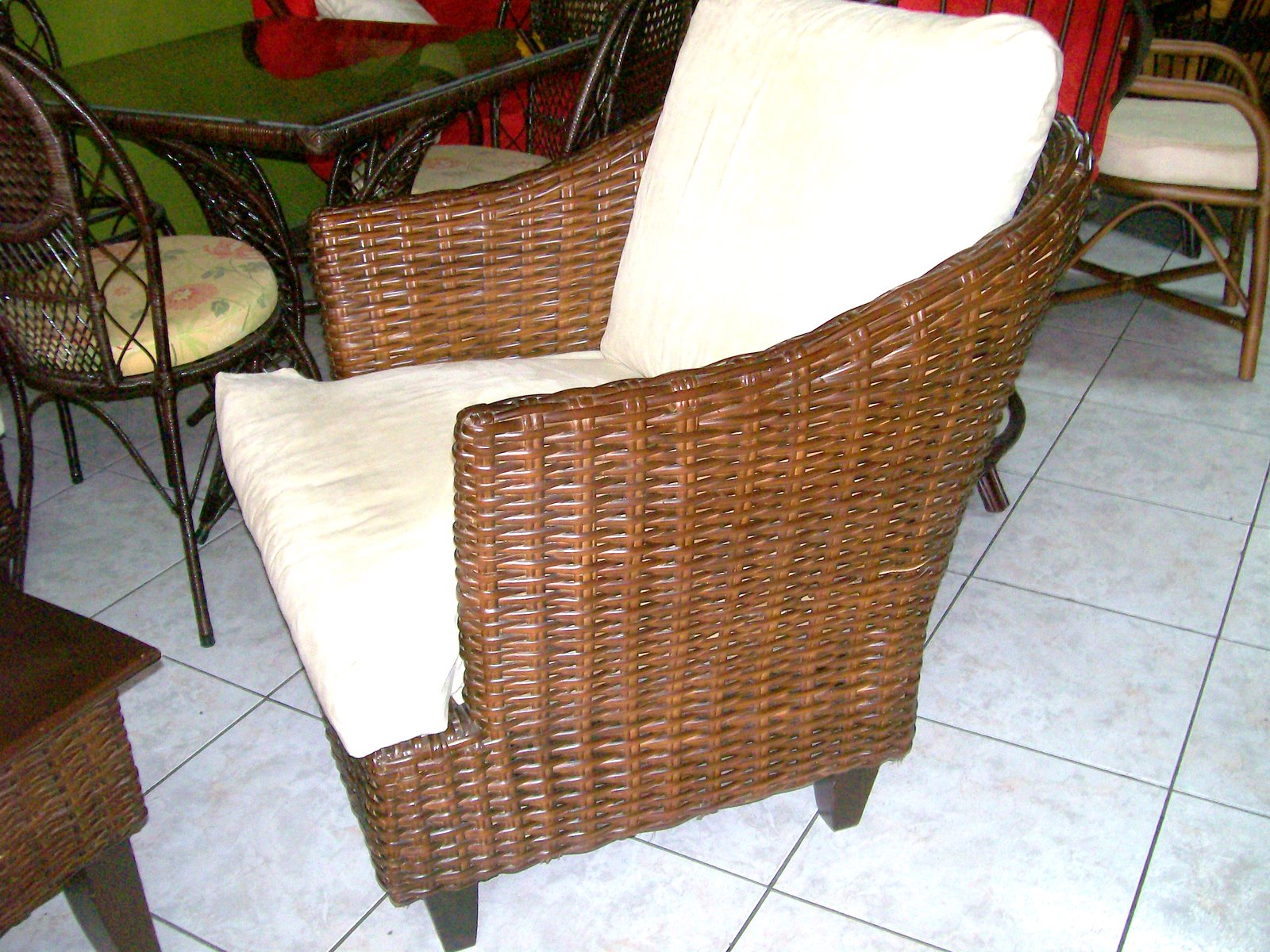 Rattan Wicker And Bamboo Fine Furniture Of Sarch 237