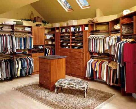 Furniture And Closets Gallery