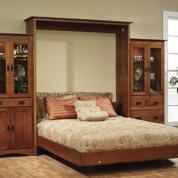 Wallbeds from fine furniture of Sarchí Costa Rica