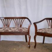 Assorted furniture, pictures and paintings